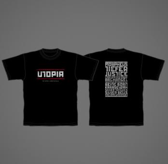 """UTOPIA"" (Girlie-Shirt)"